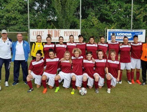 CALCIO FEMMINILE – Comincia alla grande anche il campionato. 2-1 al Filecchio Frates