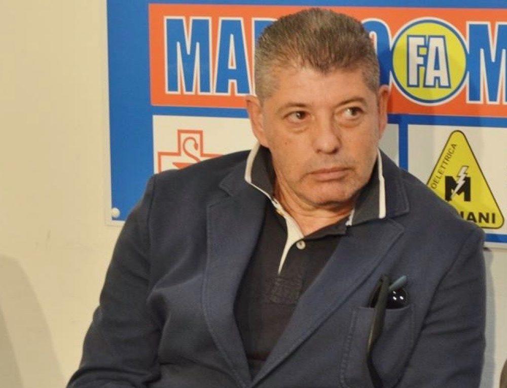 """UN FEDELISSIMO – Pietro Mannino ha l'azzurro cucito addosso: """" Fiero di essere in questa piazza """""""