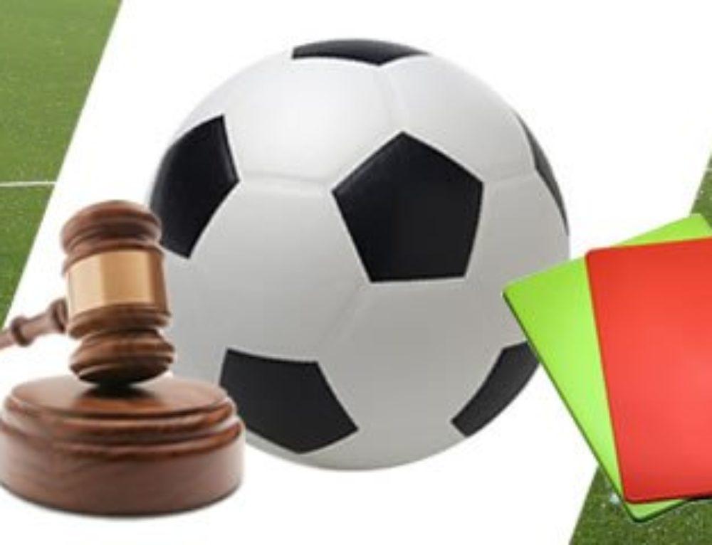 Giudice sportivo, due azzurri entrano in diffida