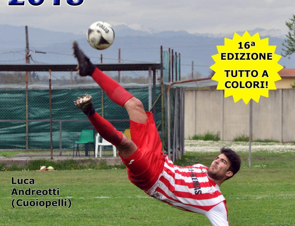 Ordina la nuova edizione dell'almanacco del calcio toscano !