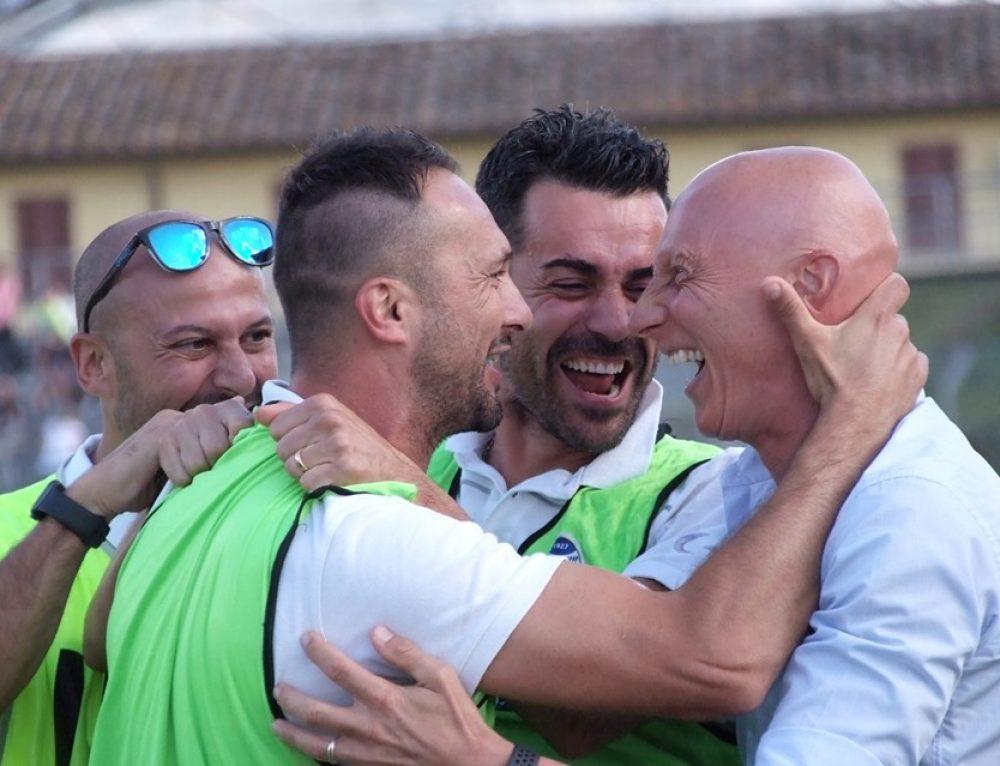 """Cristiano Caleri sorride: """"Con la mentalità vista nella ripresa a Ponte a Egola andremo lontani"""""""