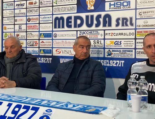 """E' ufficialmente partita l'avventura di Nofri in azzurro: """"La nostra squadra non può correre meno delle altre"""""""