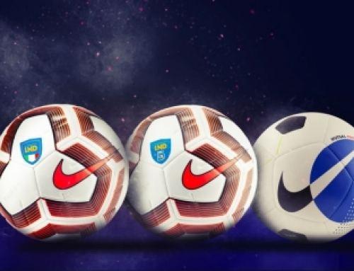 SERIE D – Ecco i nuovi palloni per la prossima stagione calcistica